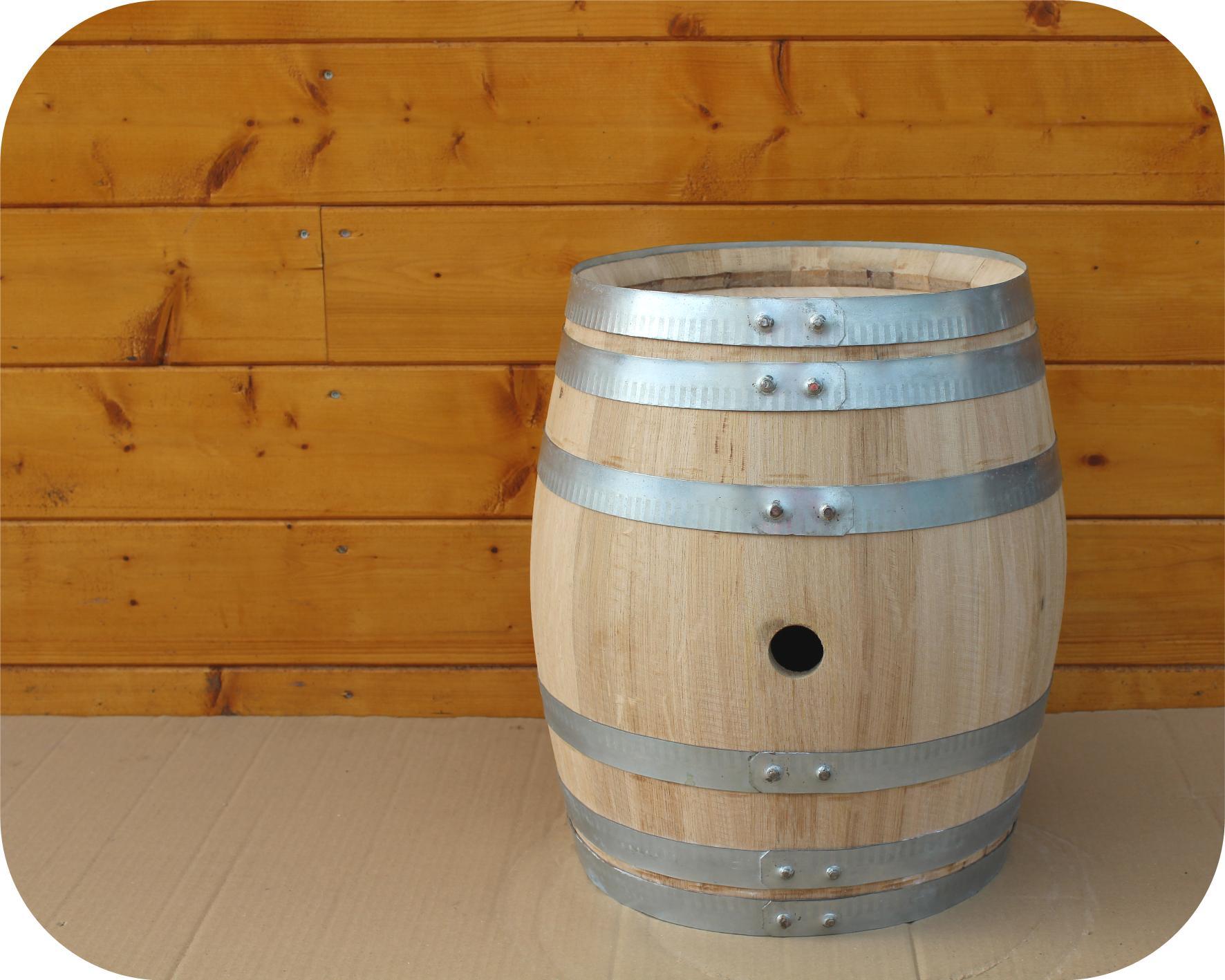 30 liter eiken vat - Tas Brouwwinkel
