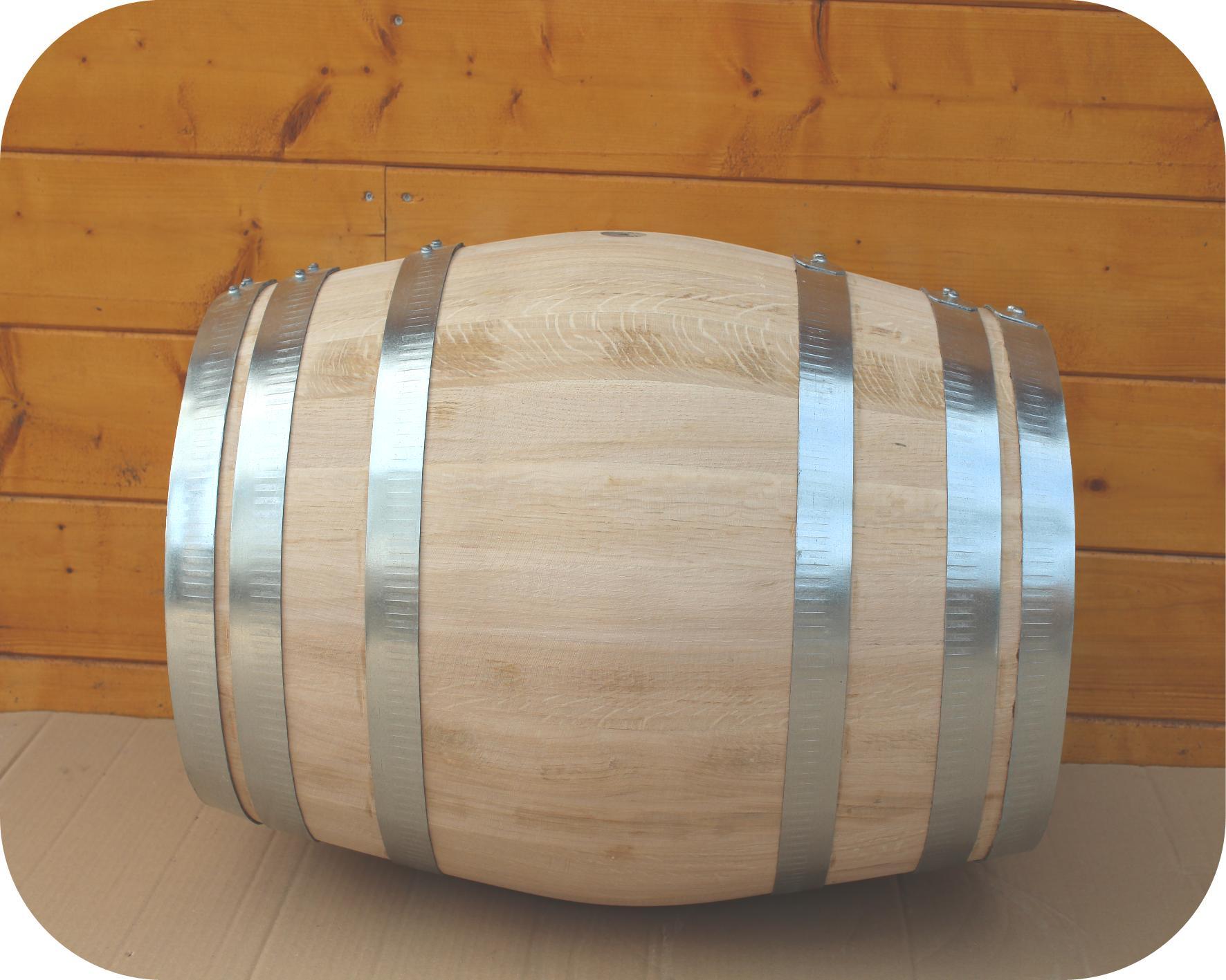 50 liter eiken vat - Tas Brouwwinkel