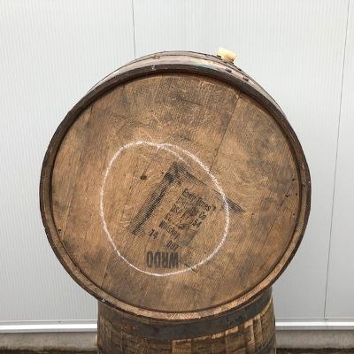 Bourbon Whiskey vaten