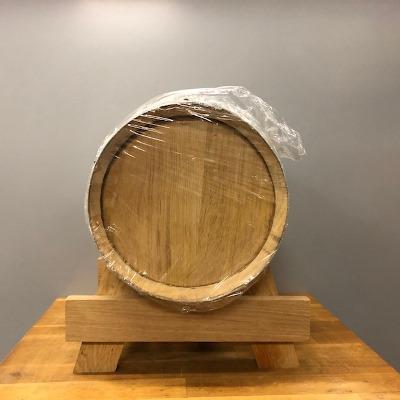 Bokje voor 15 liter eiken wijnvaatje