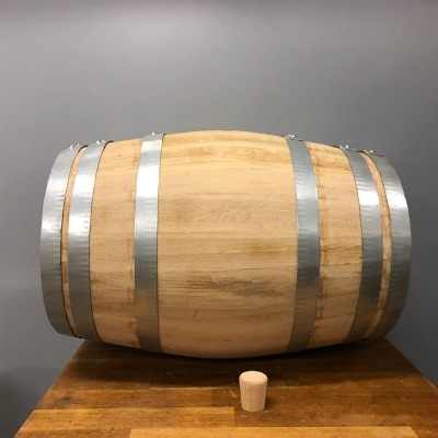 Wijnvat eiken 30 liter